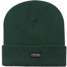 Load image into Gallery viewer, Baker Brand Logo beanie hunter green