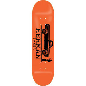 Baker Bryan Herman Torque of Art Deck