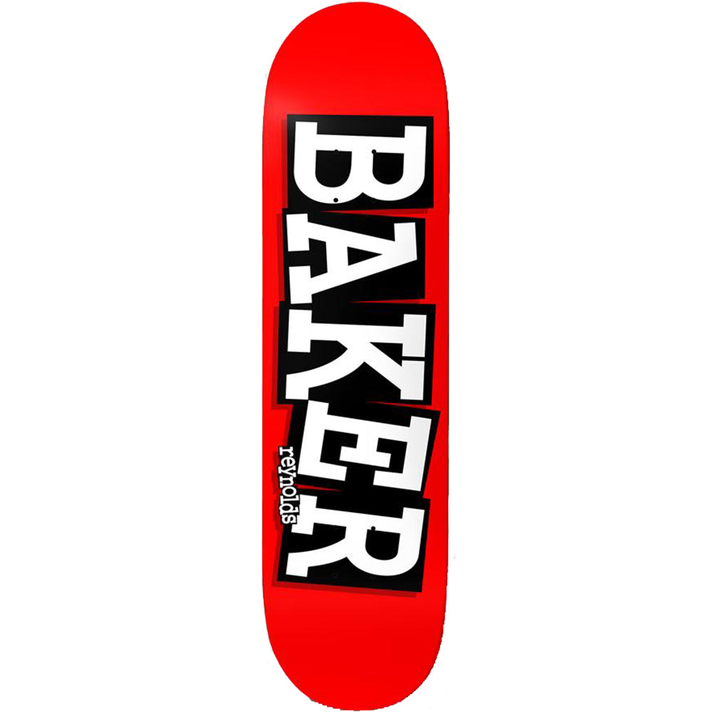 Baker Reynolds Ribbon Name deck 8.25