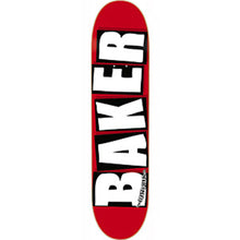 "Load image into Gallery viewer, Baker Brand Logo 8.19"" deck"