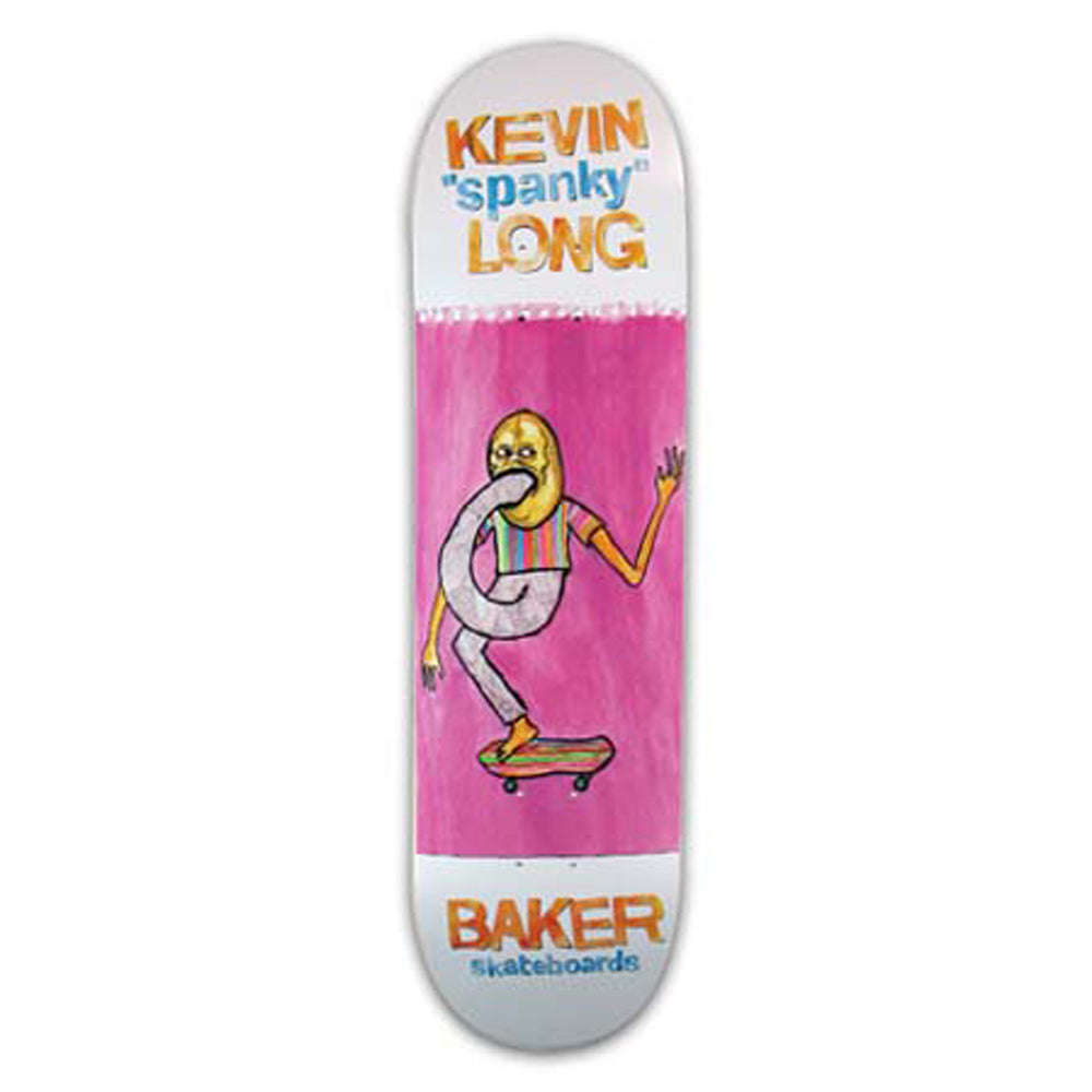 Baker Long Mouth Foot deck