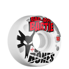 Load image into Gallery viewer, Bones STF Bartie Comic 52mm wheels