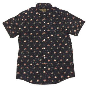 Benny Gold Dolores short sleeve button up shirt