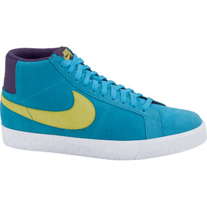 Nike SB Blazer premium aquamarine/electric lime