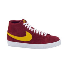 Load image into Gallery viewer, Nike SB Blazer team red/yellow ochre