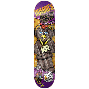 Blind Romar Munchies deck