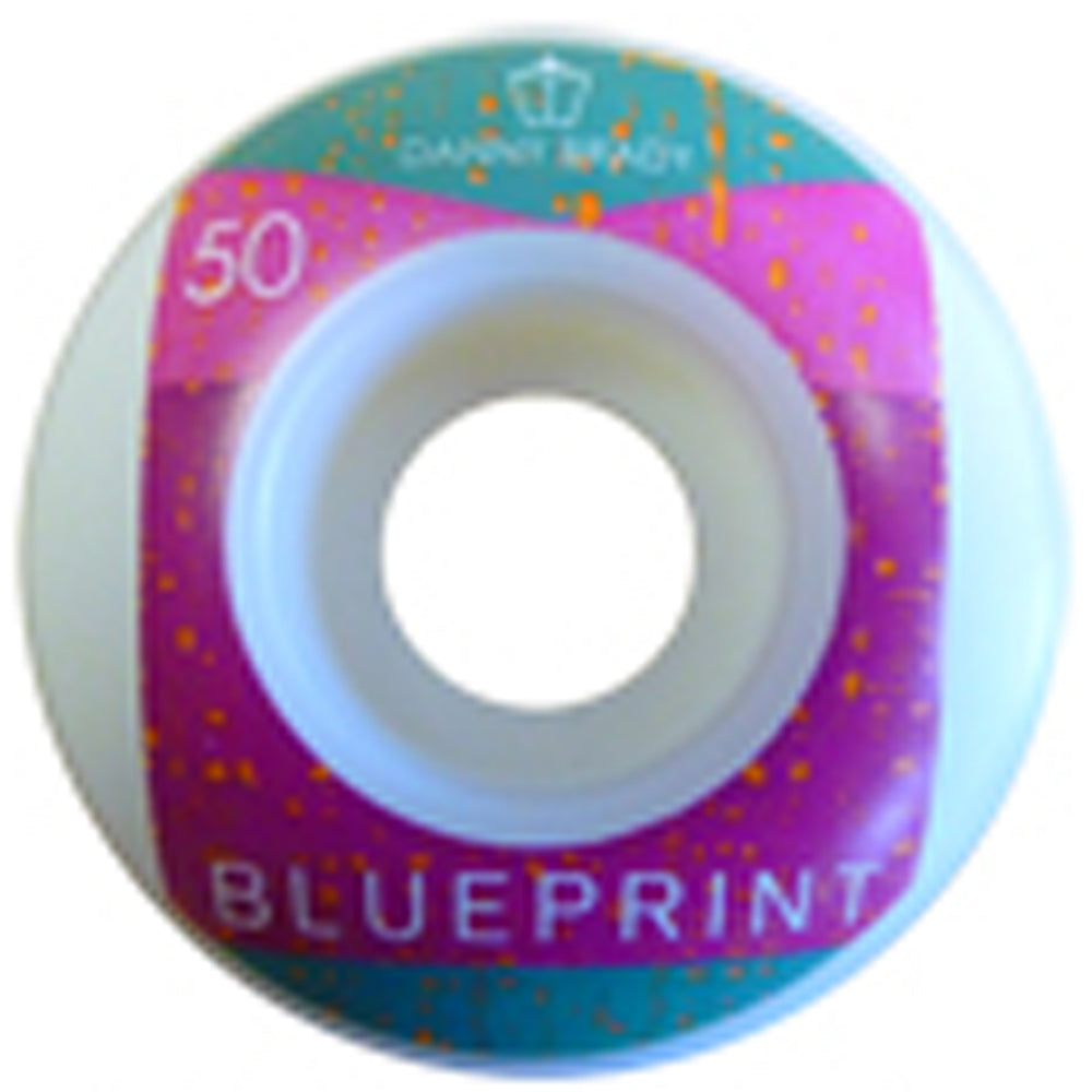 Blueprint Brady Make Friends 50mm wheels