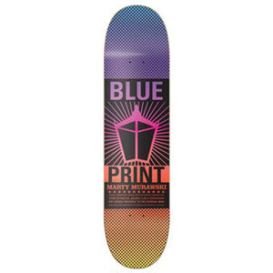 Blueprint Murawski Pachinko Fade deck