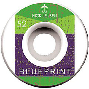 Blueprint Shier Make Friends 52mm wheels