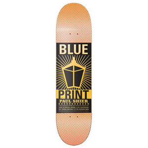 Blueprint Shier Pachinko Fade deck