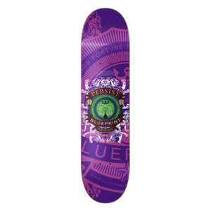 Blueprint Courage Colour purple deck