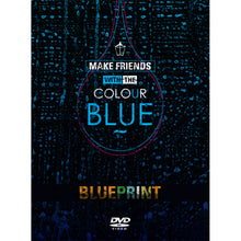 Load image into Gallery viewer, Blueprint Make Friends With The Colour Blue DVD