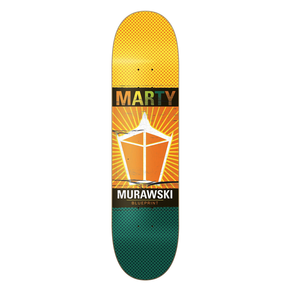 Blueprint Murawski Pachinko deck