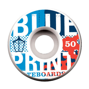 Blueprint Quiet As Kept 50mm wheels