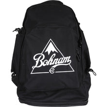 Load image into Gallery viewer, Bohnam Trailblazer black backpack bag