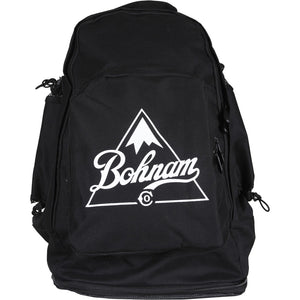 Bohnam Trailblazer black backpack bag