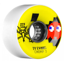 Load image into Gallery viewer, Bones Evans ATF Chomped III 62mm wheels