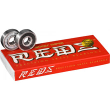 Load image into Gallery viewer, Bones Super Reds bearings