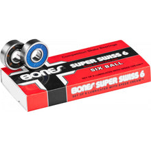 Load image into Gallery viewer, Bones Super Swiss 6 bearings