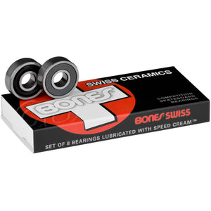 Bones Swiss Ceramics bearings