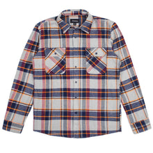 Load image into Gallery viewer, Brixton Archie rust/navy shirt