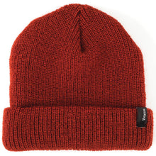 Load image into Gallery viewer, Brixton Heist rust beanie