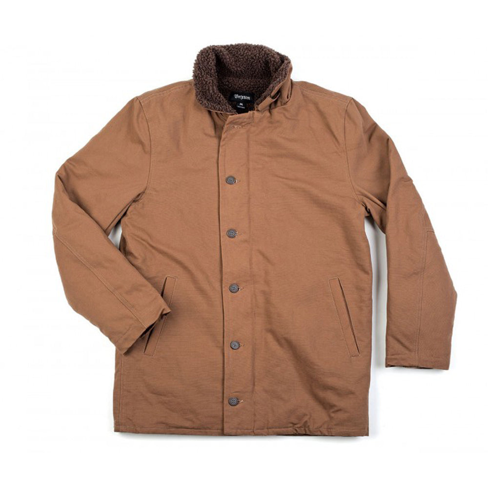 Brixton Mast Copper Jacket
