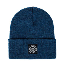 Load image into Gallery viewer, Brixton Oath Watch Cap washed denim beanie