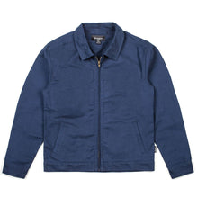 Load image into Gallery viewer, Brixton Perry navy jacket