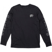 Load image into Gallery viewer, Brixton Primo black/grey long sleeve T shirt