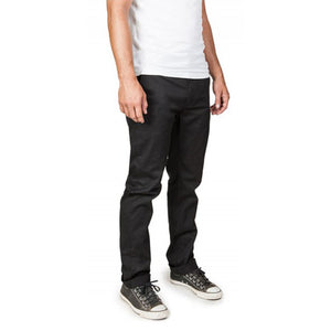 "Brixton Toil II black chino pants 32"" leg"