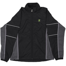 Load image into Gallery viewer, Bronze High Performance Windbreaker black