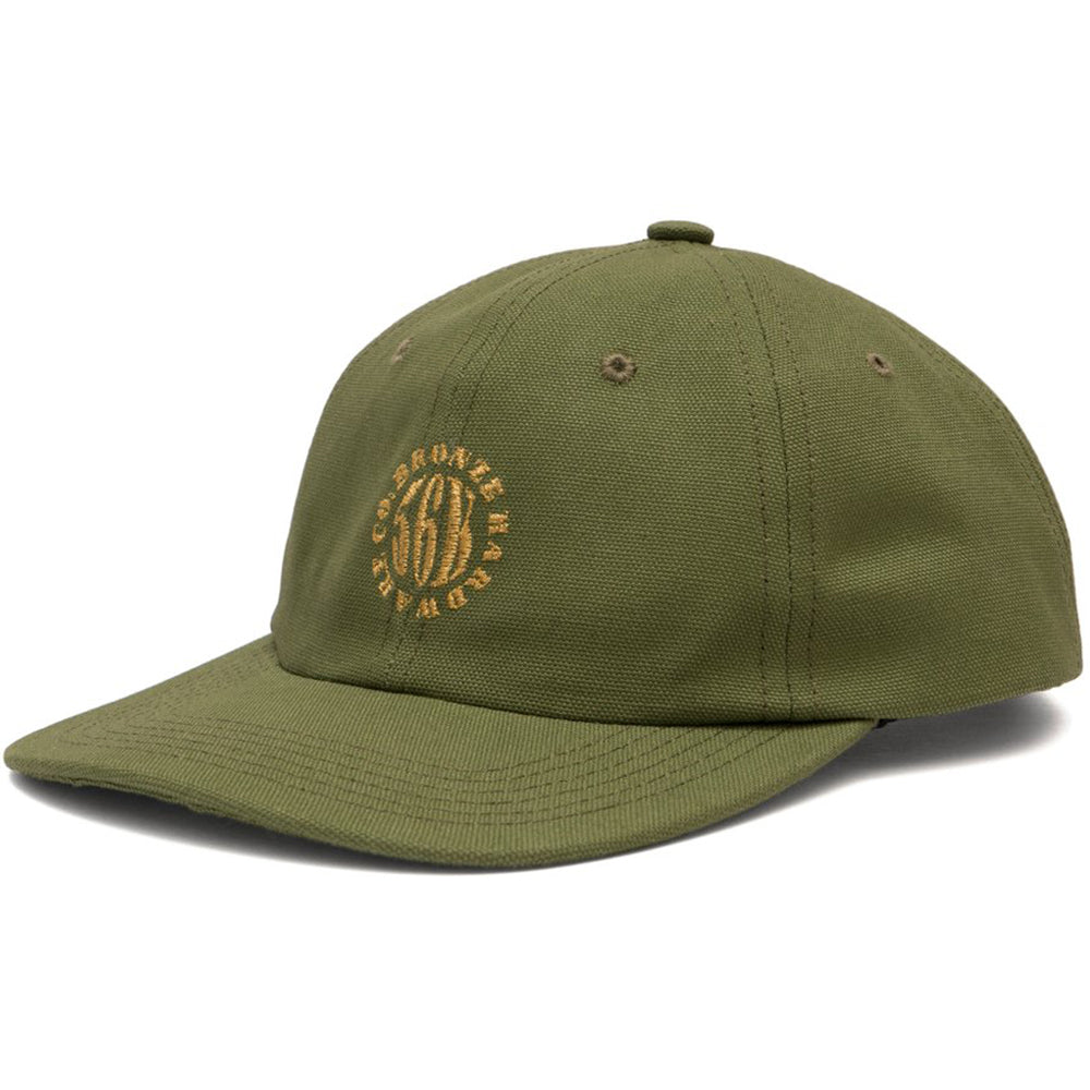Bronze Movement cap olive