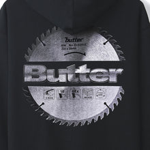 Load image into Gallery viewer, Butter Goods Blade Logo Pullover Hood black