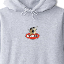 Load image into Gallery viewer, Butter Goods Cherub Pullover Hood heather grey
