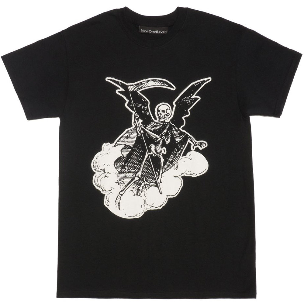 Call Me 917 Cyrus Angel of Deaf T shirt black