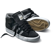 Load image into Gallery viewer, Adidas Campus Vulc Mid black/running white/mid cinder