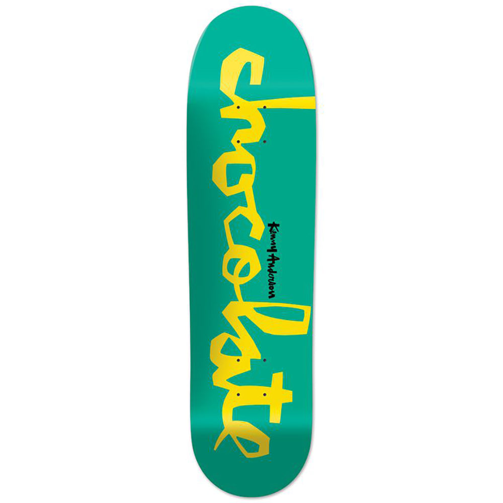 Chocolate Anderson Original Chunk Powerslide Skidul deck 8.25