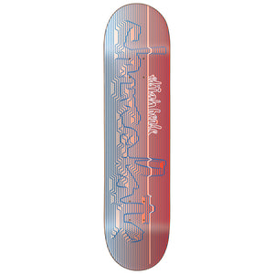 Chocolate Berle Chunk Division deck 8.5""