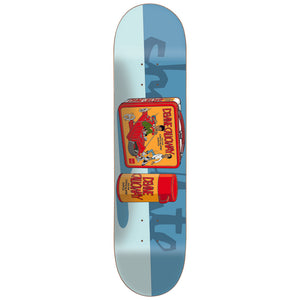 Chocolate Calloway Lunch Box deck
