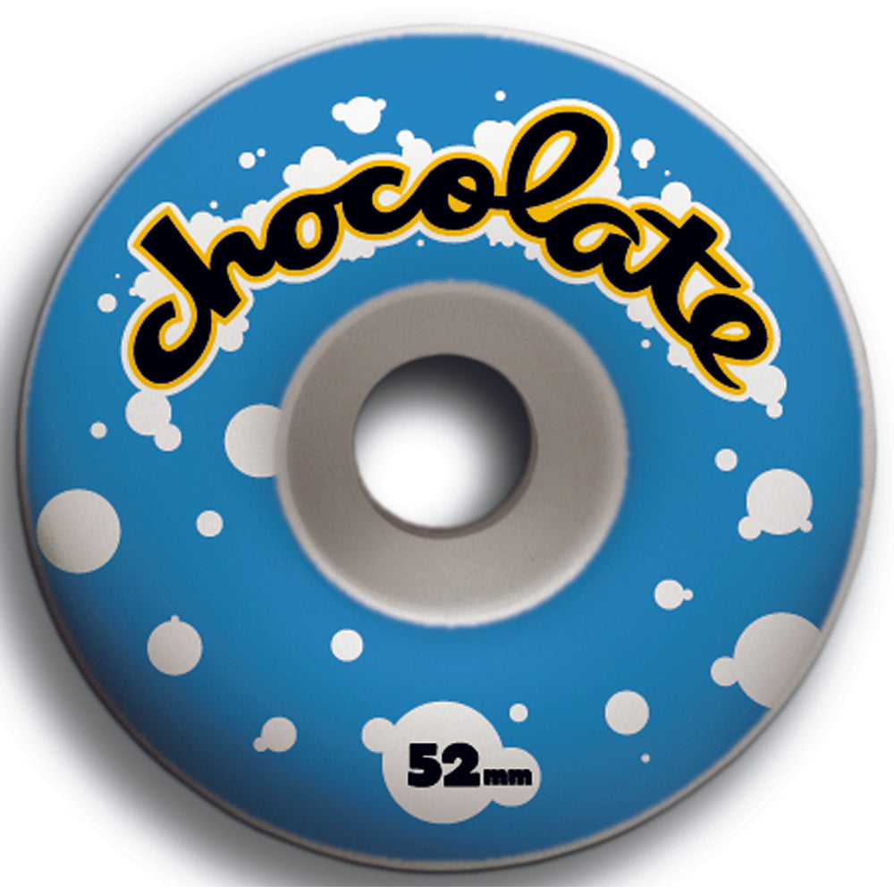 Chocolate Chunk Wash 52mm wheels