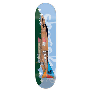 Chocolate Johnson Fighter Jet deck
