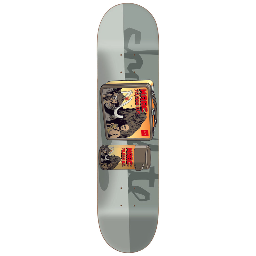 Chocolate Johnson Lunch Box deck