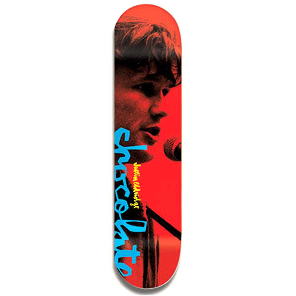 Chocolate Eldridge Highwaymen deck