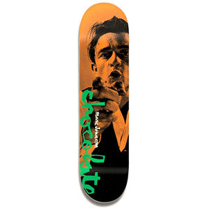 Chocolate Johnson Highwaymen deck