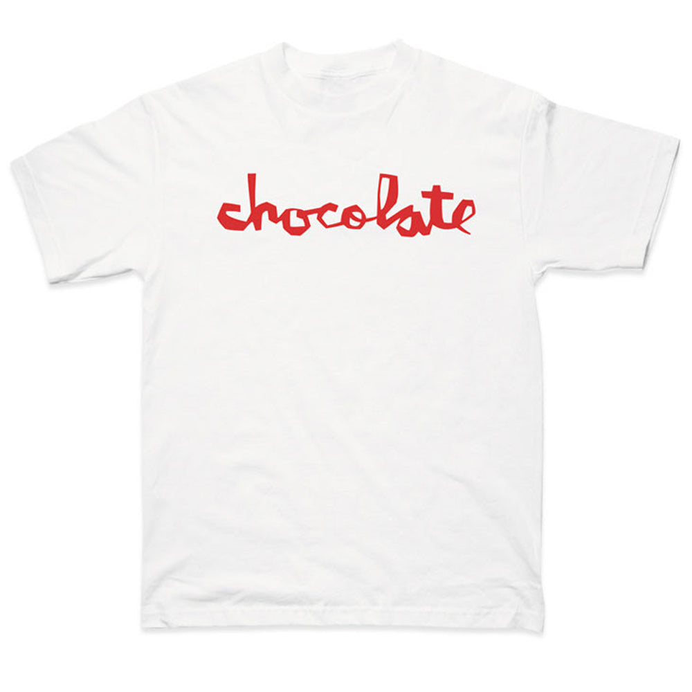 Chocolate Chunk white T shirt