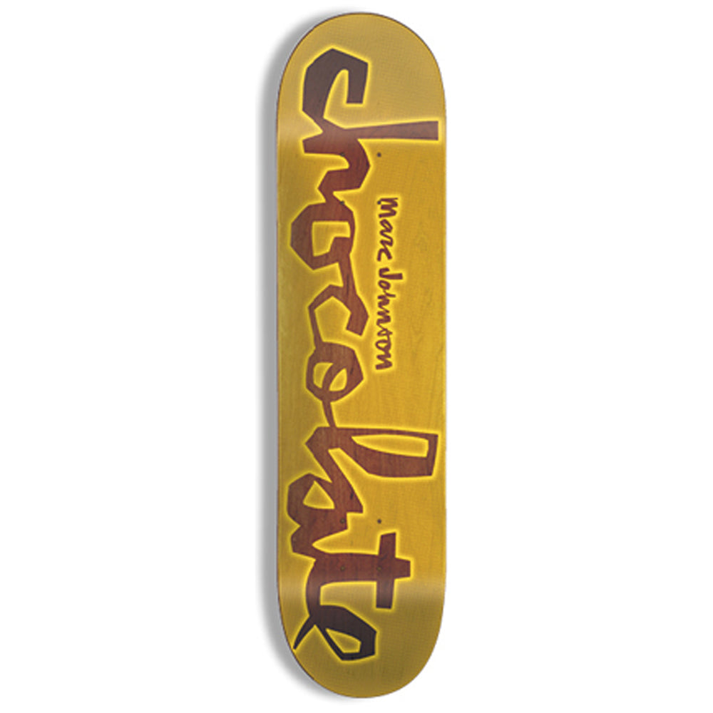 Chocolate Johnson Chunk 2 Tone deck