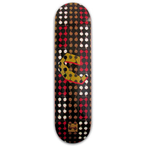 Chocolate Calloway Big Trouble deck