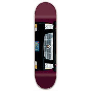 Chocolate Calloway Car Grills deck