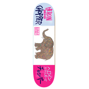 Heroin Chopper Elephant deck 7.75""